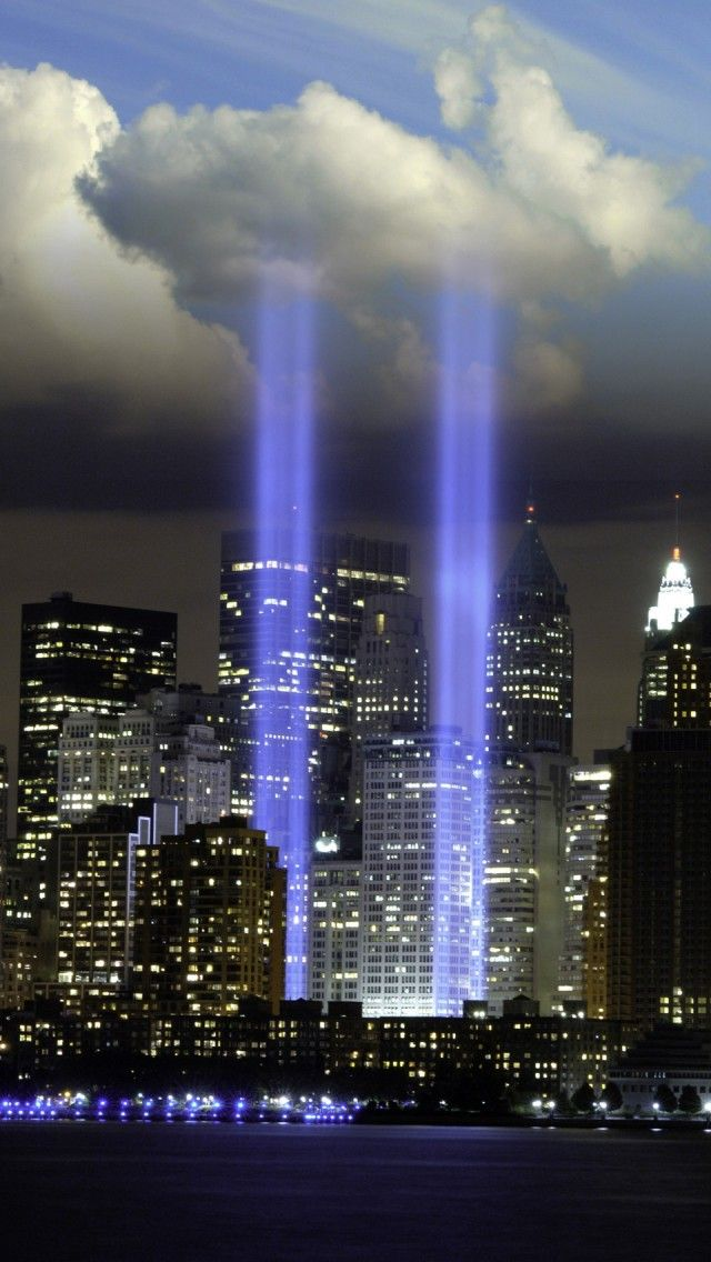 Tribute In Light, National September 11 Memorial & Museum, New York