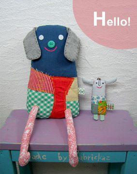 doll | fabrickaz+idees