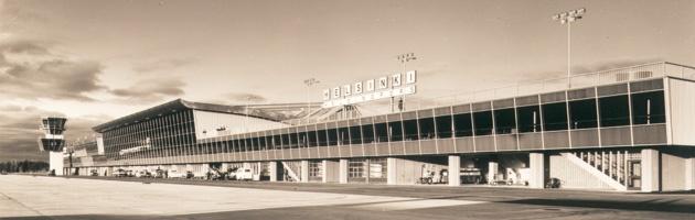 Helsinki-Vantaan lentoasema juhlittiin 2012, kun lentoaseman avaamisesta tuli kuluneeksi 60 vuotta.