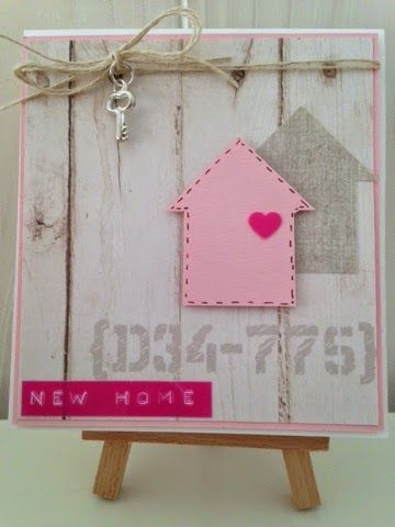Cards 2 love: New home.......