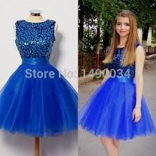 Image result for blue middle school prom dresses