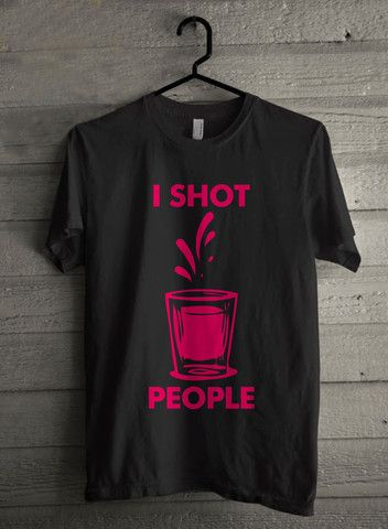 I Shot People