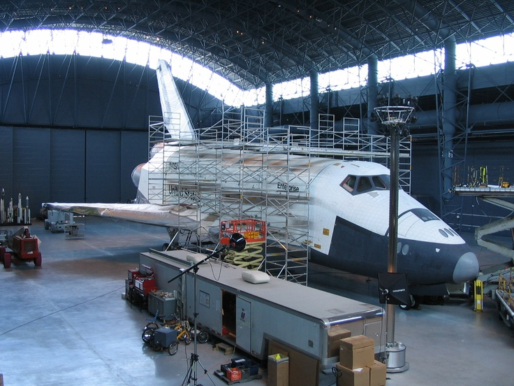 space shuttles were built where -#main