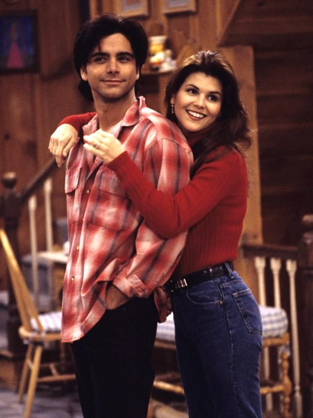 Full House - Lori Loughlin & John Stamos