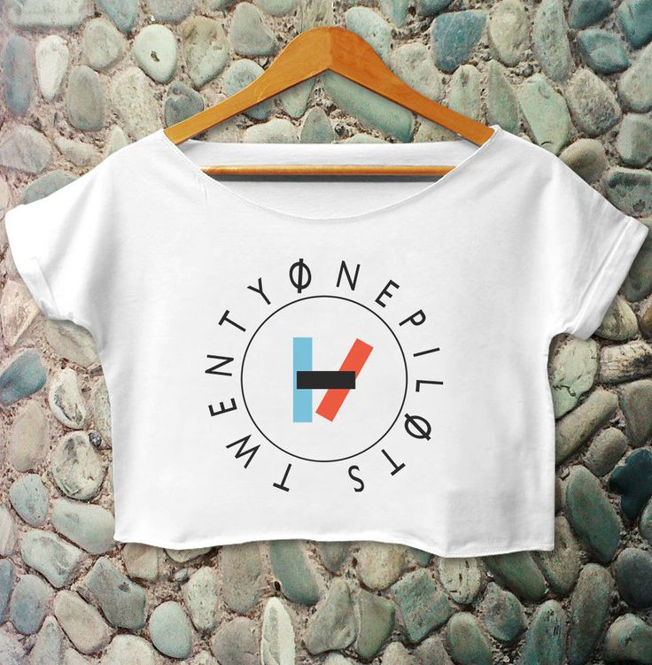 Twenty One Pilots Shirt Twenty One Pilots Crop Tee Twenty One Pilots T Shirt #Unbranded #CropTop