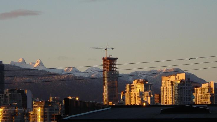 Vancouver Sky Line