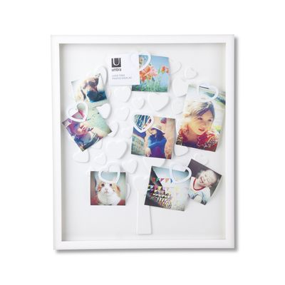 Family tree photo frame - dwell - £39.95