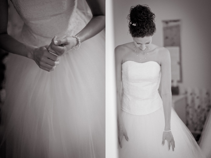 Love this wedding gown? The bride's mother MADE IT!  Photography by Naomi & Samuel Karth © www.thekarths.com