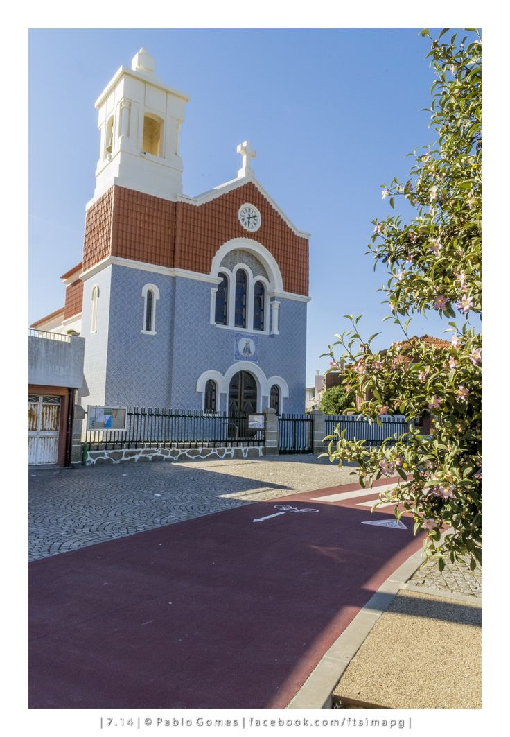 Igreja de Nossa Senhora da Nazaré / Iglésia de Nuestra Señora de Nazaré / Church of Our lady of Nazaré - Aguda [2014 - Gaia - Portugal] #fotografia #fotografias #photography #foto #fotos #photo #photos #local #locais #locals #cidade #cidades #ciudad #ciudades #city #cities #europa #europe #porto #oporto #turismo #tourism #igrejas #iglesias #churches @Visit Portugal @ePortugal @WeBook Porto @OPORTO COOL @Oporto Lobers