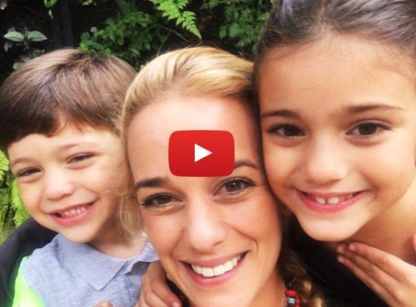 Lilian Tintori denuncia que no permitieron visita de hermana de Leopoldo...