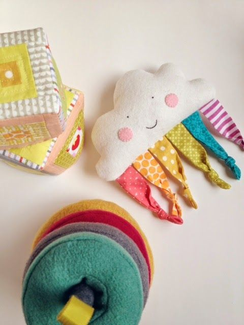 Caitlin Betsy Bell-in Handarbeit für Baby: Spielzeug & vielleicht ein…
