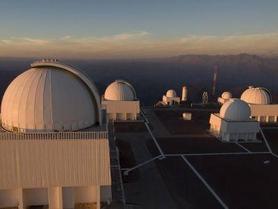 Cerro Tololo Observatory, near La Serena, Chile