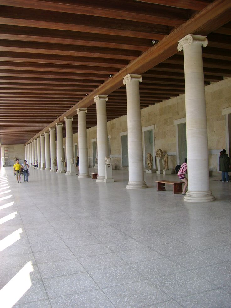 Museum of the Ancient Agora, Athens