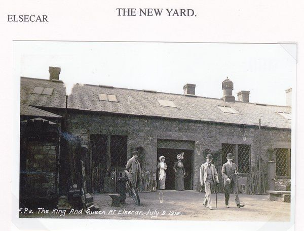 Elsecar Workshops.