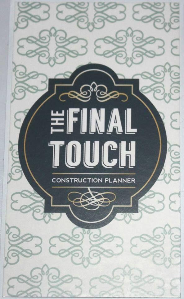 Final Touch logo by AdamsRib Design