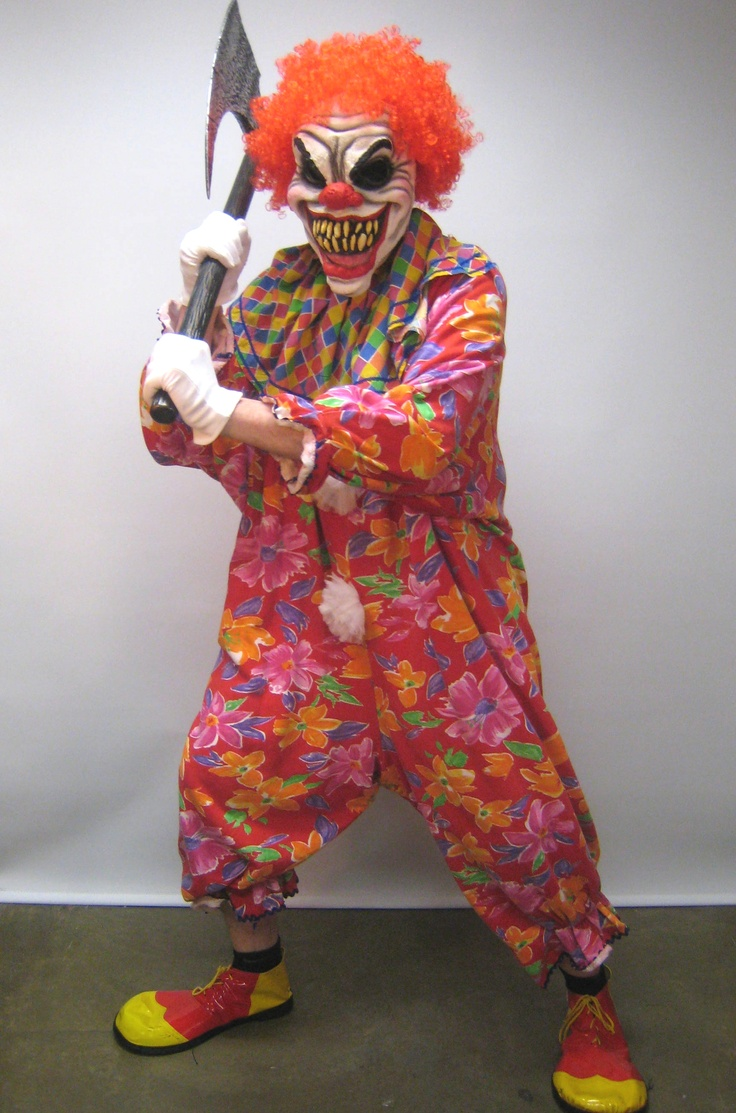 168 best Halloween - Clowns images on Pinterest