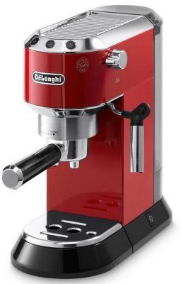 Кофеварка DeLonghi EC680R красный