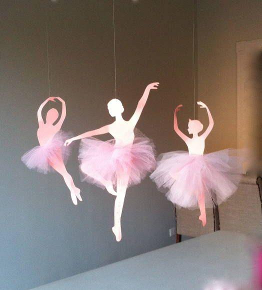 bailarina tutu decoraçao - Pesquisa Google