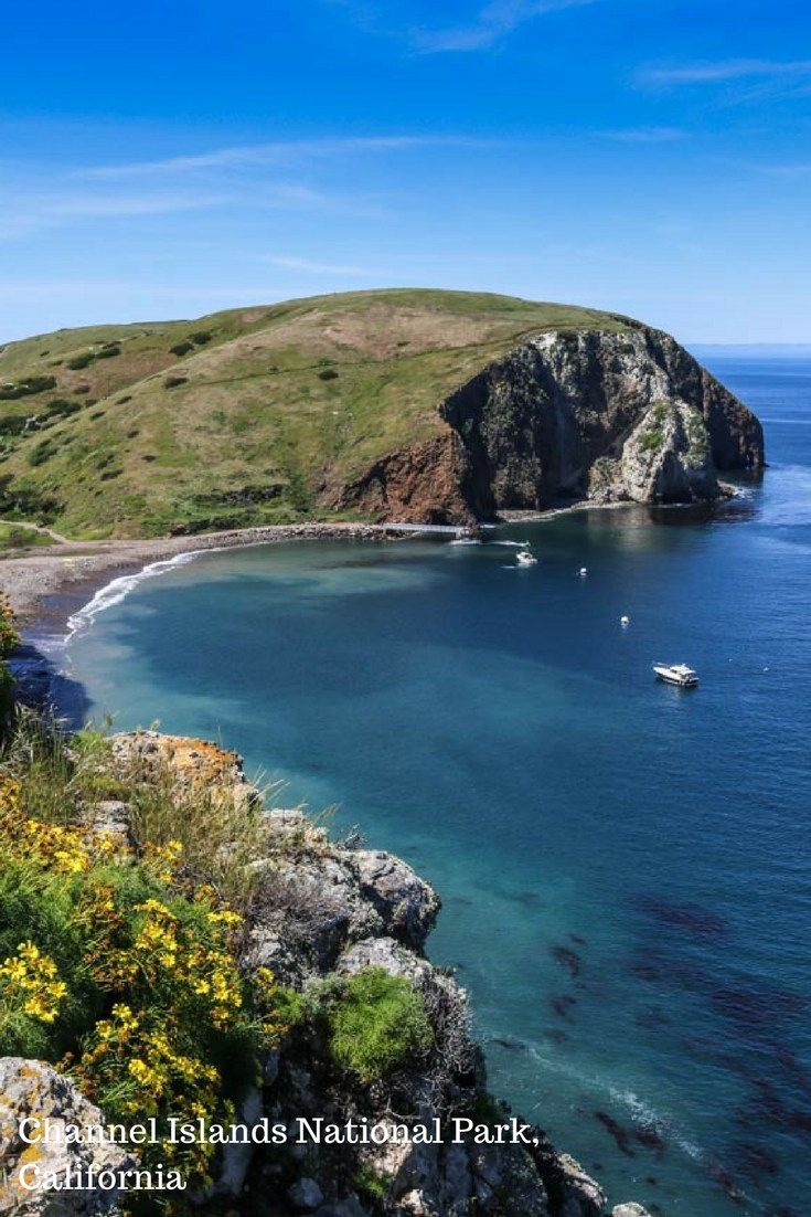 Channel Islands National Park, California - Most Underrated National Parks in America