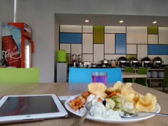 Restaurant Citradream Hotel Bandung