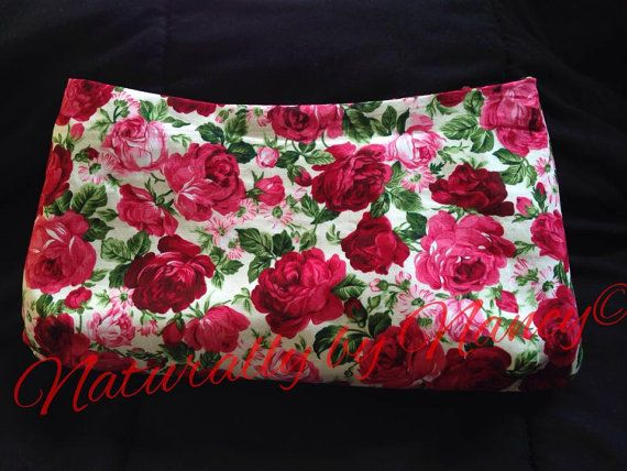 Gorgeous rose floral clutch