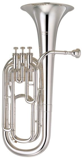Image of Yamaha YBH-301S Standard Bb Baritone Horn