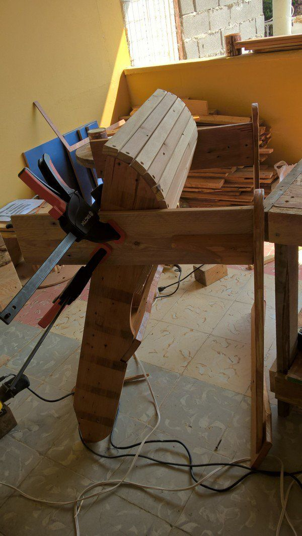 My Adirondack or Muskoka Pallet Chair Benches & Chairs