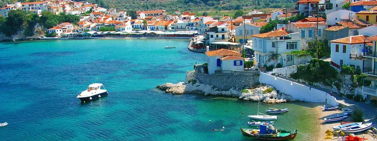 Kokkari Samos - vakantie en tips Kokkari - Eiland Samos