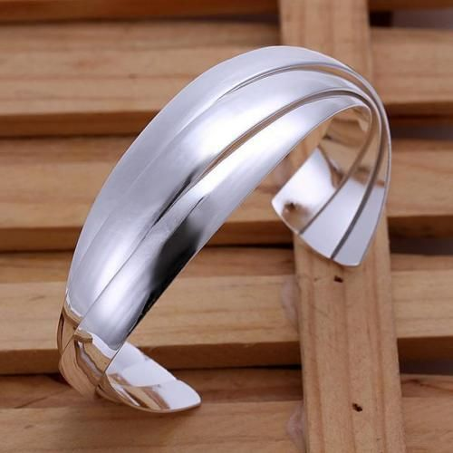 Be special: 925 Silver Plated Fine Fashion Bracelet Price  €14...