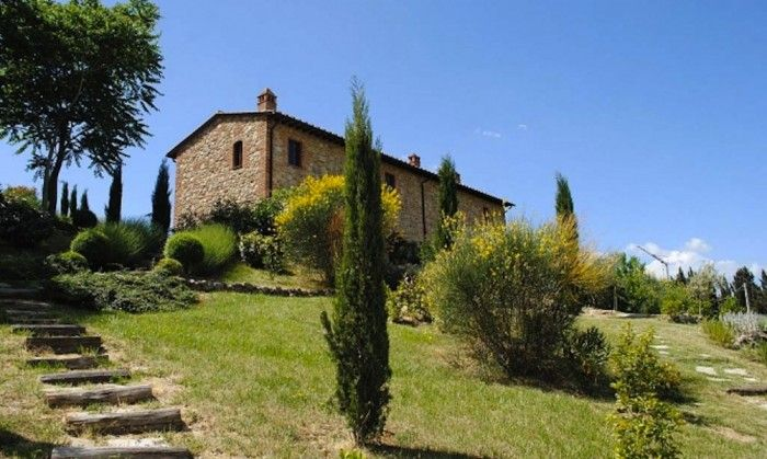 Cozy apartment in secluded location (Tuscany)