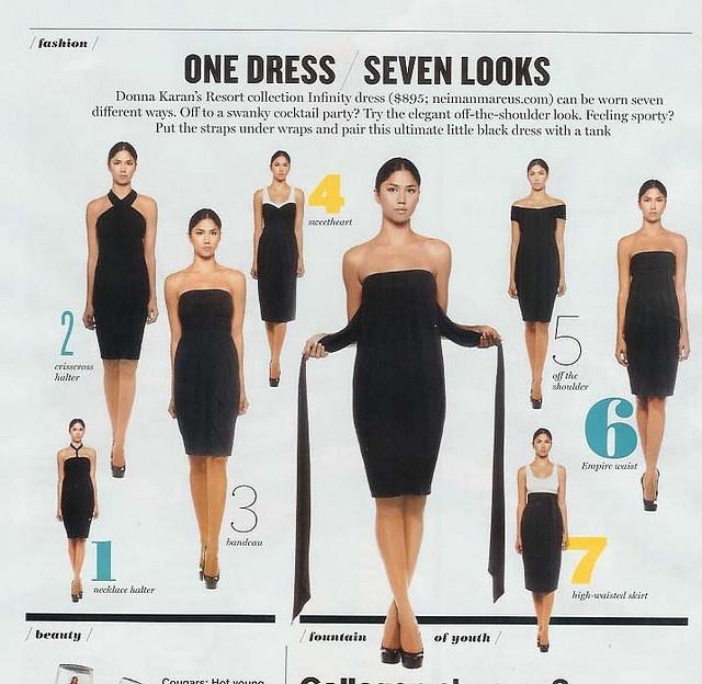 DK Infinity Dress by Sharon Sews, via Flickr