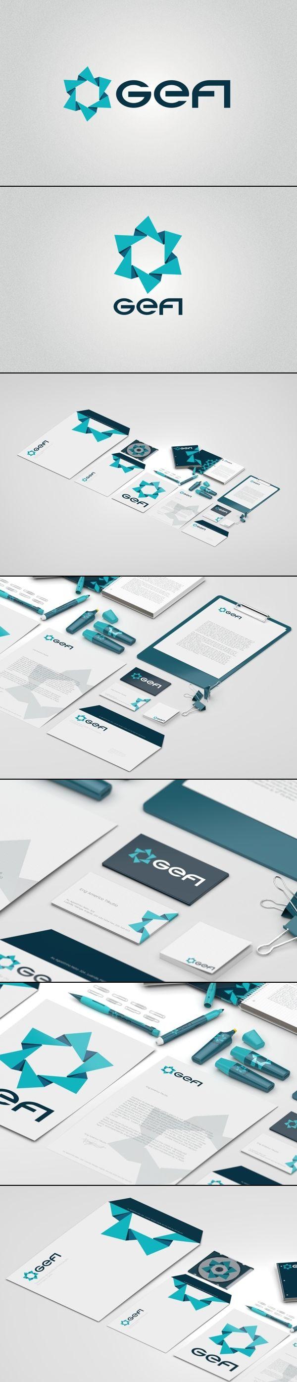 identity / GEFI Rebranding