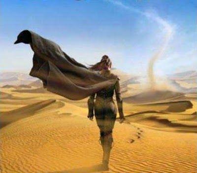 New Dune Movie in 2014Scifi Art
