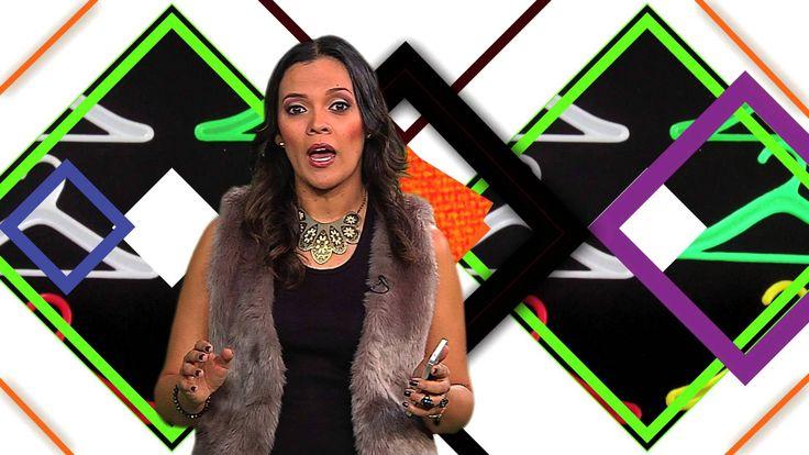 Palabras claves para esta temporada: capas, ponchos y chalecos. La moda llegó para quedarse en Mi Canal. #ElArmarioDeBea 45