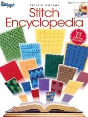 Plastic Canvas Stitch EncyclopediaCanvas Crafts, Plastic Canvas, Plastc Canvas, Canvas Book, Canvas Stitches