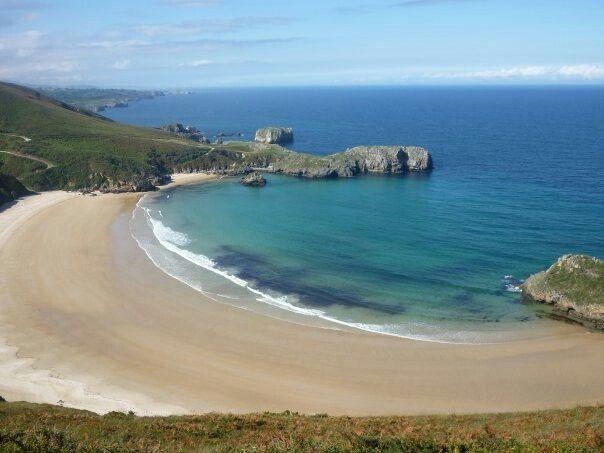 Playa Toranda, Niembro, Asturias
