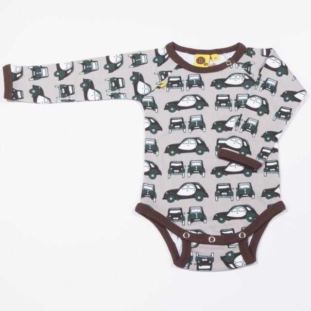 Citroen 2CV baby jump suit • citroen 2CV craft