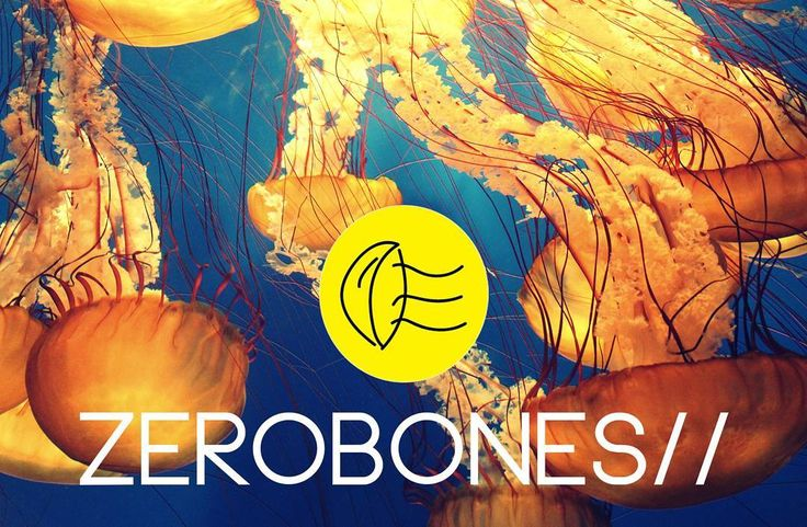 Introducing our new Tribes! Zerobones Tribe// Choose your Tribe!  #Zerobones #JellyFish #trimamuthtribe #design #TRIBE