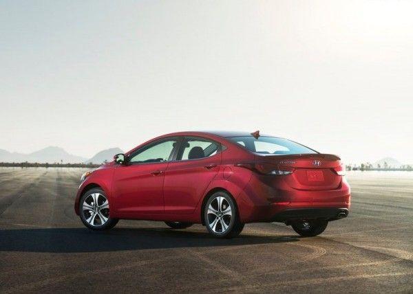 2014 Hyundai Elantra Sedan Reds Wallpapers 600x428 2014 Hyundai Elantra Sedan Reviews and Design