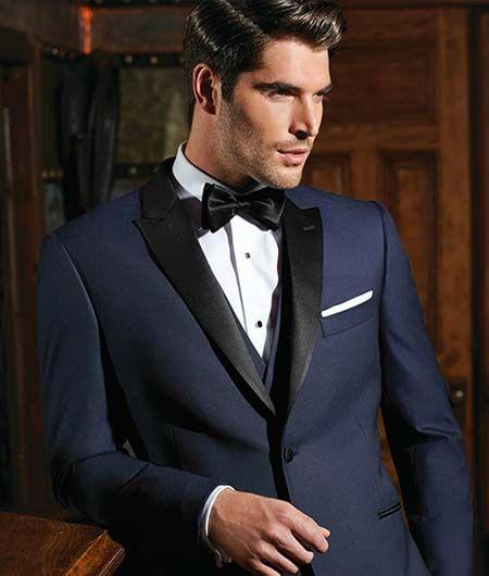 Blue Tuxedo Rental