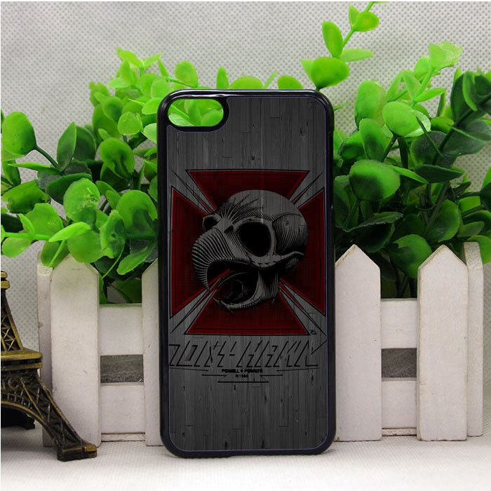 TONY HAWK SKATEBOARD SKULL GARDEN LOGO IPOD TOUCH 6