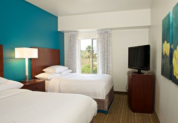 Our spacious rooms feature our own bedding package of plush linens, fluffy pillows and super thick mattresses.