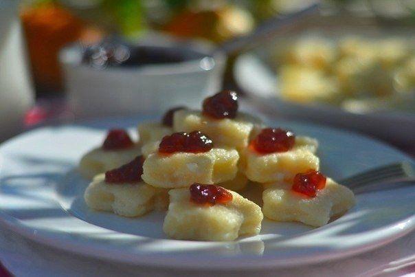 Фото к рецепту: Ленивые вареники.
