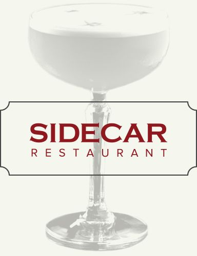 Welcome to Sidecar Restaurant