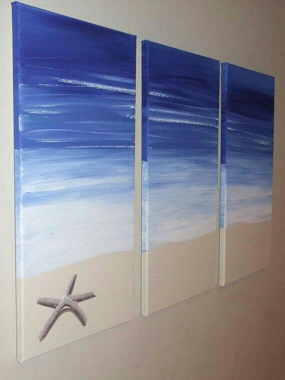 17 best images about home style on pinterest potted for Bathroom canvas painting ideas