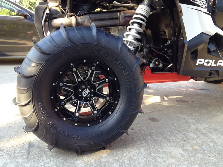 Prepping For Glamis Camprzr Mounted Paddle Tires On The