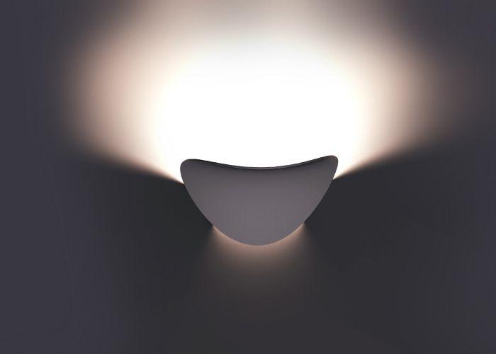 Brightgreen | Brightgreen W900 SX Curve LED wall light