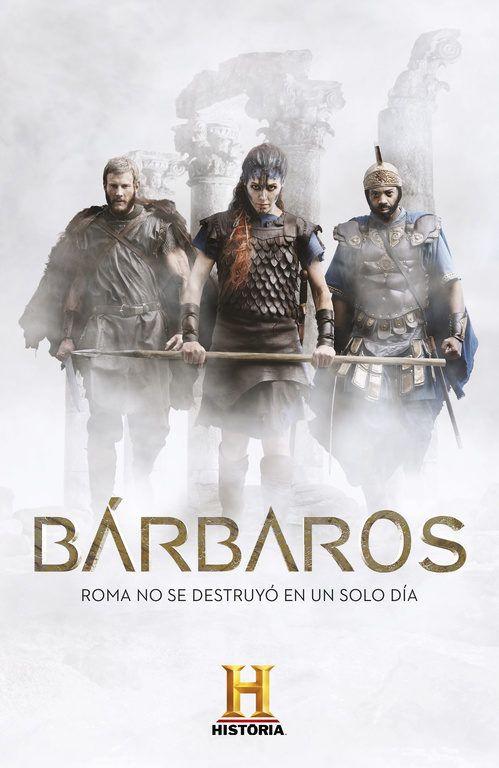 Bárbaros : [publicación inspirada en el estreno, en canal Historia, de Bárbaros, el despertar /   prólogo de Carolina Godayol Disario] ]