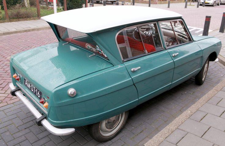 Citroën Ami 6 Berline • citroen 2CV