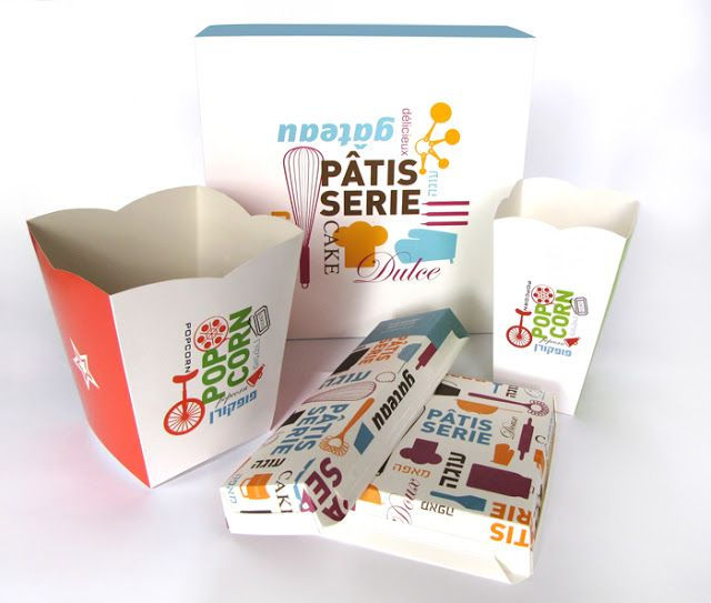 Frenkel Shop Packages & Trays on Packaging of the World - Creative Package Design Gallery